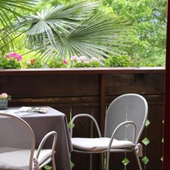 Отель Pension Sonnheim Гаргаццоне балкон
