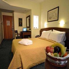 Vergina Hotel комната для гостей фото 2