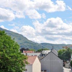 Отель Bergen Budget Hostel Норвегия, Берген - отзывы, цены и фото номеров - забронировать отель Bergen Budget Hostel онлайн балкон