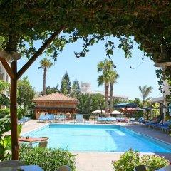 Отель Alva Hotel Apartments Кипр, Протарас - 3 отзыва об отеле, цены и фото номеров - забронировать отель Alva Hotel Apartments онлайн бассейн