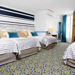 Hotel de France Gare de Lyon Bastille комната для гостей фото 5