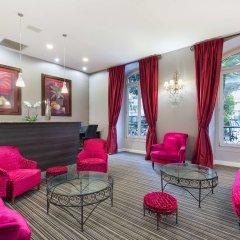 Отель Best Western Lakmi hotel Франция, Ницца - 9 отзывов об отеле, цены и фото номеров - забронировать отель Best Western Lakmi hotel онлайн интерьер отеля фото 2