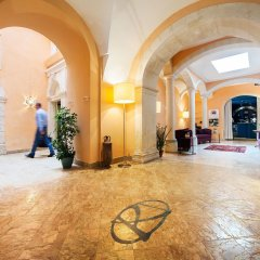 Antico Hotel Roma 1880 Сиракуза интерьер отеля фото 2