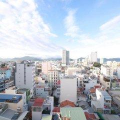 Отель EDELE Нячанг балкон