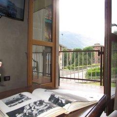 Апартаменты Aosta Belvedere Apartment Аоста балкон