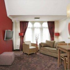 Апартаменты Nova Apartments комната для гостей фото 4