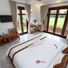 Отель Lama Villa Hoi An Вьетнам, Хойан - отзывы, цены и фото номеров - забронировать отель Lama Villa Hoi An онлайн комната для гостей фото 5