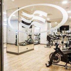 Отель Crowne Plaza Porto Порту фитнесс-зал