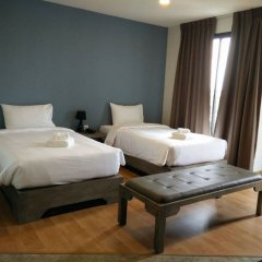 Отель See also Jomtien комната для гостей