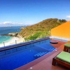 Отель Las Brisas Ixtapa бассейн