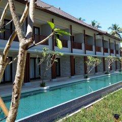Отель Grand Whiz Nusa Dua Бали бассейн