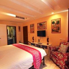 Отель Almali Rawai Beach Residence удобства в номере фото 2