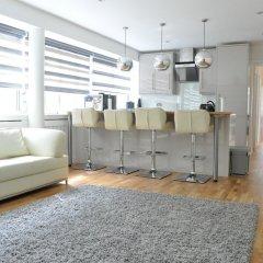 Апартаменты Luxury 2 Bedroom Apartment Opposite Regent's Park комната для гостей фото 5