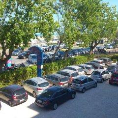 Отель Atlas Римини парковка