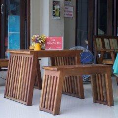 Отель ZEN Rooms Mahachai Khao San Бангкок питание