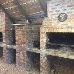 Отель Outeniquabosch Lodge сауна