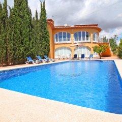 Отель Villas Costa Calpe бассейн