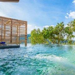 Отель Crest Resort & Pool Villas с домашними животными