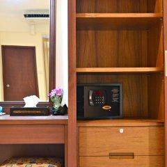 Отель True Siam Phayathai Hotel Таиланд, Бангкок - 1 отзыв об отеле, цены и фото номеров - забронировать отель True Siam Phayathai Hotel онлайн сейф в номере