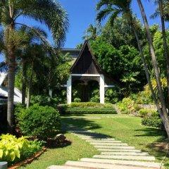Отель Mom Tri S Villa Royale пляж Ката