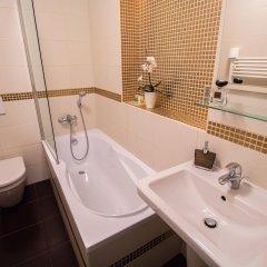 Отель PEREGRIN Чешский Крумлов ванная фото 2