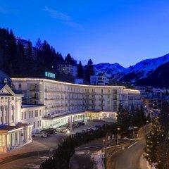 Отель Steigenberger Grandhotel Belvedere Швейцария, Давос - 1 отзыв об отеле, цены и фото номеров - забронировать отель Steigenberger Grandhotel Belvedere онлайн