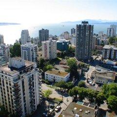 Отель Sandman Suites Vancouver on Davie Канада, Ванкувер - отзывы, цены и фото номеров - забронировать отель Sandman Suites Vancouver on Davie онлайн