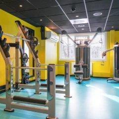 Отель Thon Europa Осло фитнесс-зал