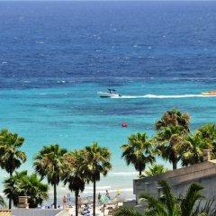 Отель Hipotels Marfil Playa пляж