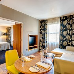 Apex City of Edinburgh Hotel комната для гостей