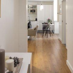 Апартаменты Lisbon Serviced Apartments Baixa Castelo интерьер отеля фото 3