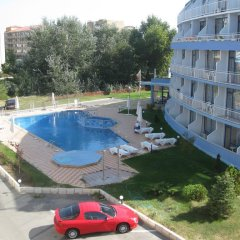 Отель Apartcomplex Perla балкон