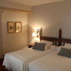 Отель Parador De Baiona Испания, Байона - отзывы, цены и фото номеров - забронировать отель Parador De Baiona онлайн комната для гостей фото 3