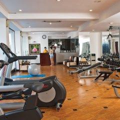 Cherish Hotel фитнесс-зал фото 4