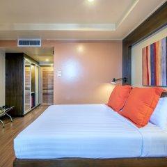 Отель Bangkok Cha-Da Hotel Таиланд, Бангкок - отзывы, цены и фото номеров - забронировать отель Bangkok Cha-Da Hotel онлайн комната для гостей фото 5