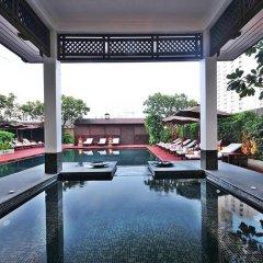 Отель Centre Point Pratunam Бангкок бассейн фото 2