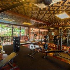 Отель Royal Phawadee Village фитнесс-зал фото 4