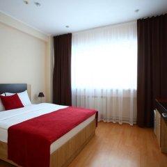 Гостиница Максим 3* Стандартный номер двуспальная кровать фото 6