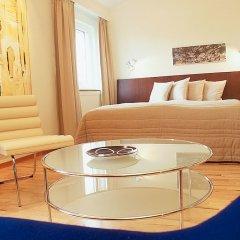 Hotel Birger Jarl в номере
