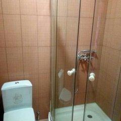Гостиница На Луговой ванная