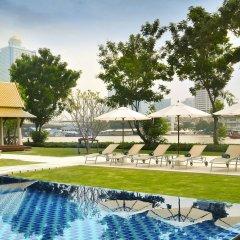 Отель Ibis Bangkok Riverside бассейн фото 3