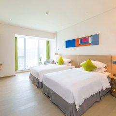 Отель The Mulian Urban Resort Hotels Nansha комната для гостей
