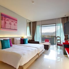 Отель The Kee Resort & Spa 4* Стандартный номер с различными типами кроватей фото 2