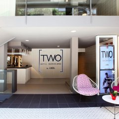 TWO Hotel Barcelona by Axel - Adults only гостиничный бар