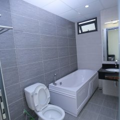 Отель Suji Residence Ханой ванная фото 2