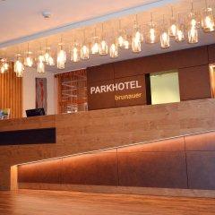 Отель Parkhotel Brunauer Австрия, Зальцбург - отзывы, цены и фото номеров - забронировать отель Parkhotel Brunauer онлайн интерьер отеля фото 3