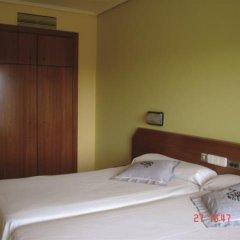 Hotel Olimpo Арнуэро сейф в номере