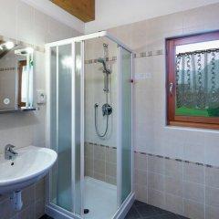Hotel Europa Долина Валь-ди-Фасса ванная