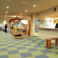 Ashizuri Sunnyside Hotel Тосасимидзу интерьер отеля