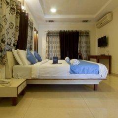 Отель FabHotel Empire Deluxe SafdarjungEnclave комната для гостей фото 3